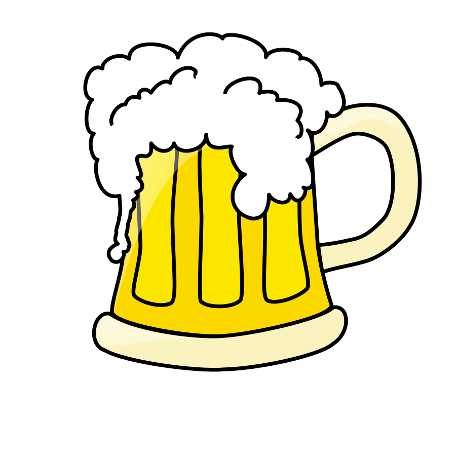 beer stein clipart free - photo #8
