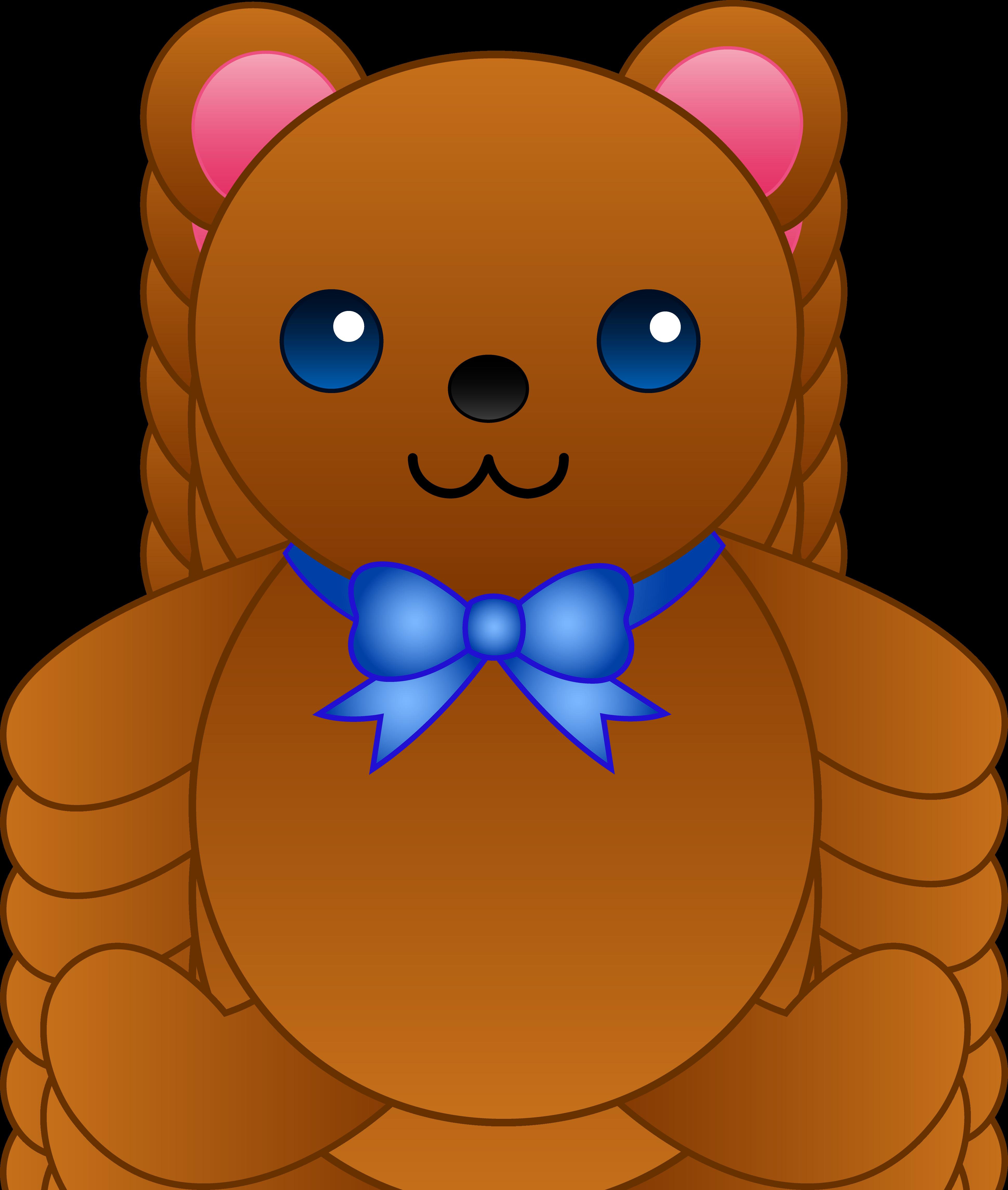 Bear Teddy Cartoon - ClipArt Best