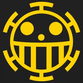 Trafalgar Law Logo Wallpaper - ClipArt Best