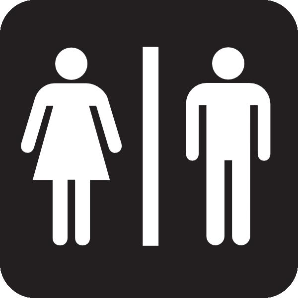 Boy Bathroom SymbolClipArt Best. Boys bathroom sign black and white