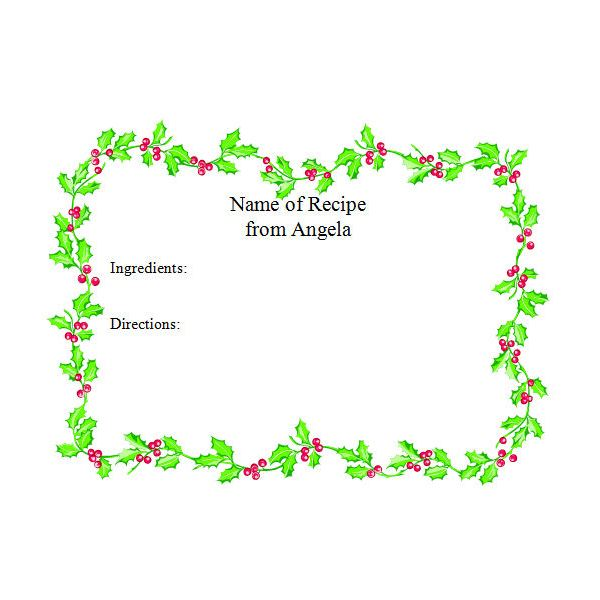 free christmas borders for microsoft word free cliparts that you can ...