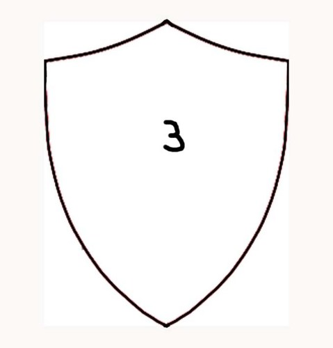 Blank Family Crest Index Of - ClipArt Best - ClipArt Best