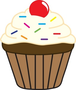 Cute Cupcakes Clipart - ClipArt Best
