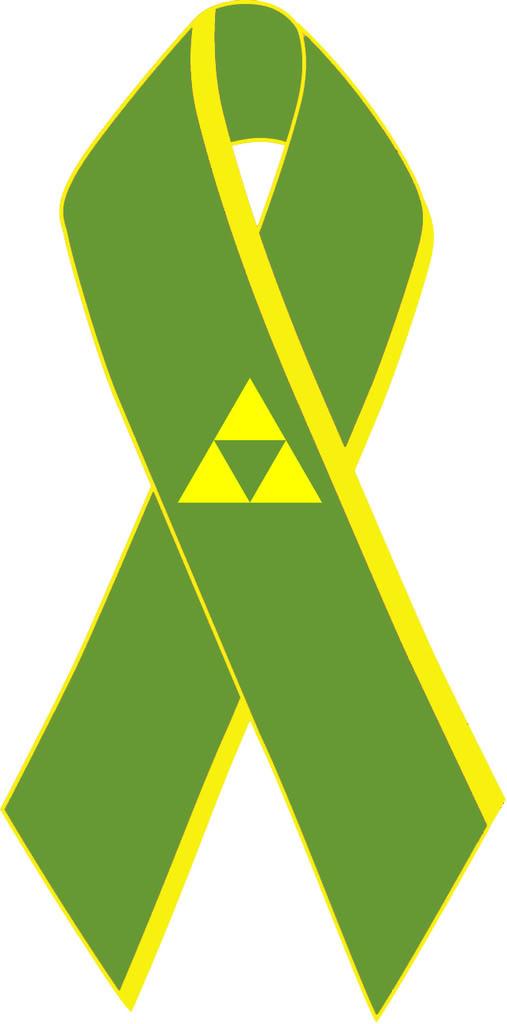 free clip art green ribbon - photo #28