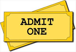 Broadway Ticket Template - ClipArt Best