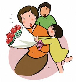 Mother Day Clip Art - ClipArt Best