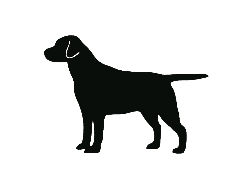 Lab Silhouette | Free Download Clip Art | Free Clip Art | on ...