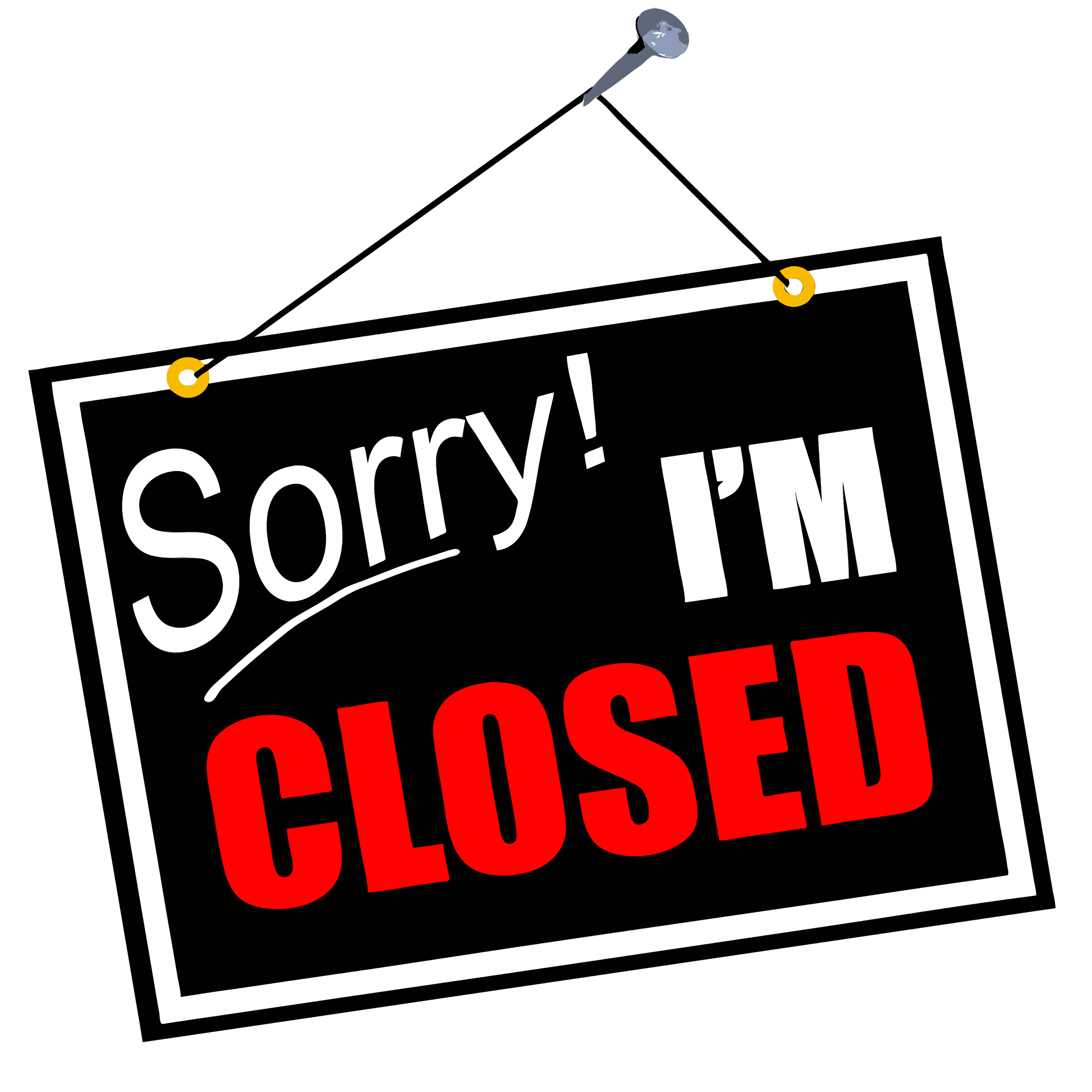 Clip Art Closed Clip Art closed clip art clipart best sign clipart