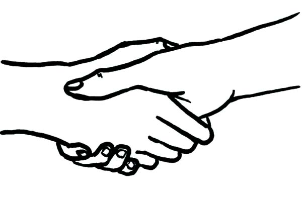 hand shaking drawing clipart best helping hand clipart religion helping hands clip art other