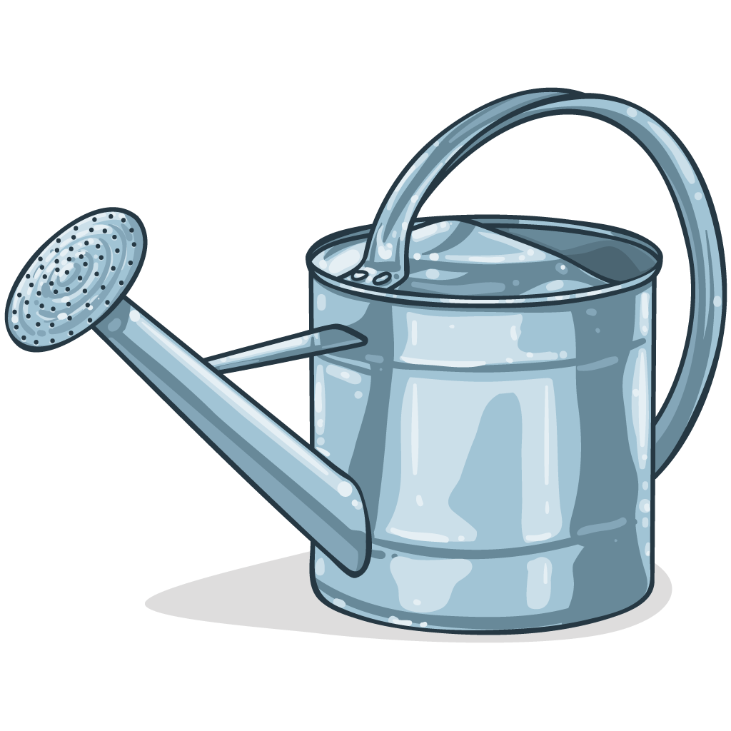 Watering Can Png Clipart Best