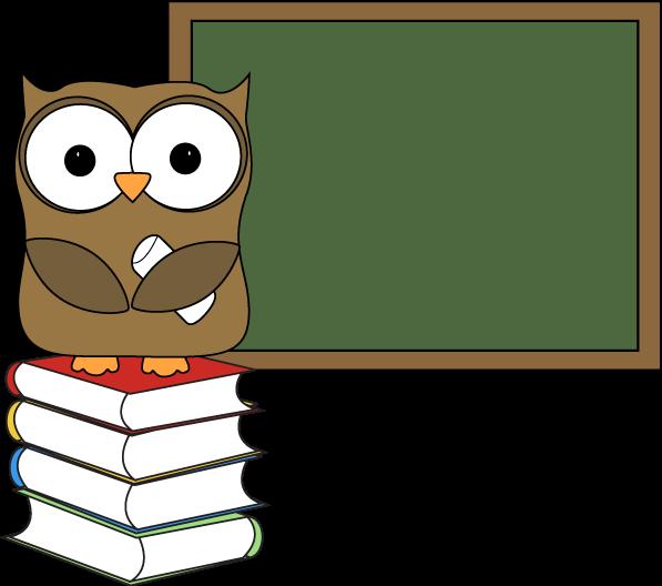 Smart Owl Clip Art Clipart Best