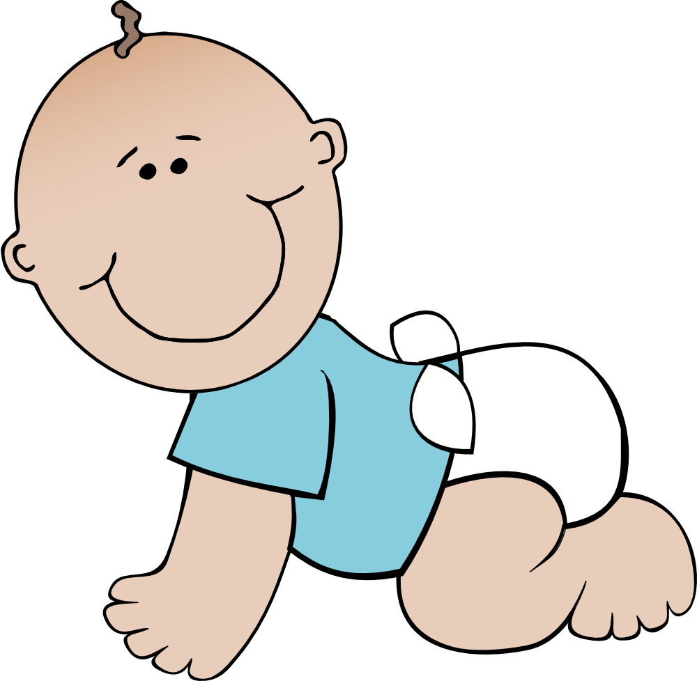 Baby boy cute baby shower clip art cutestbabyshowers - Cliparting.com