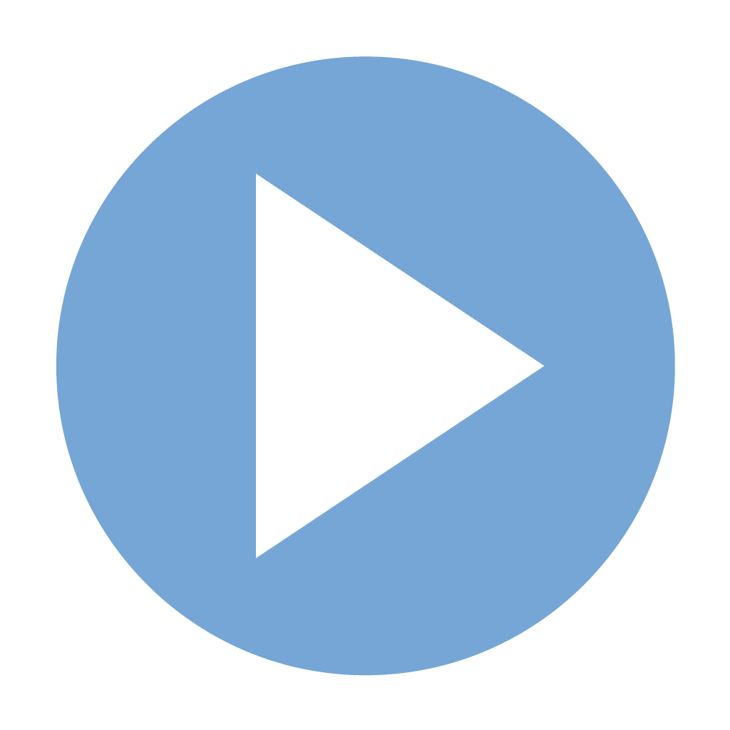 Image result for video play button