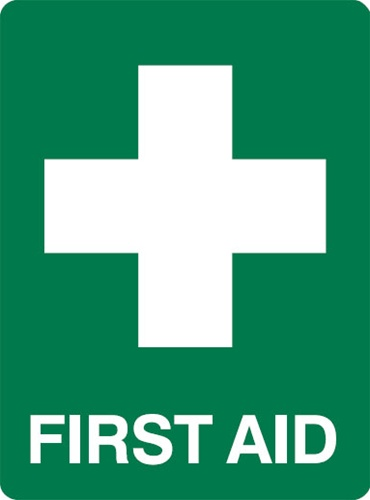 First Aid Labels