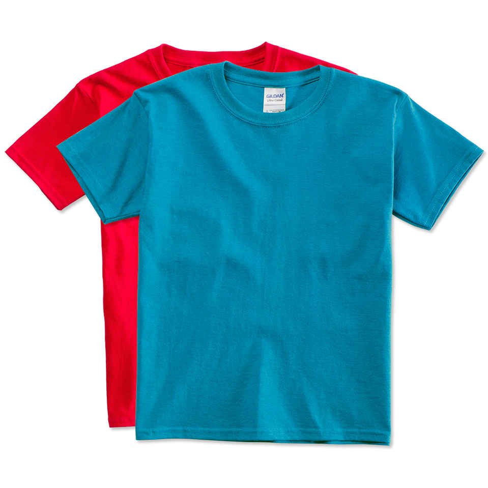 T shirt design template blue clipart best for Best online custom shirts