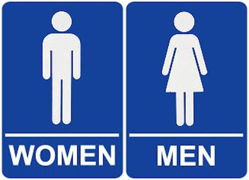 Female Bathroom Sign Vector   Best Bathroom 2017  Girls Bathroom Sign Clipart  Senate panel passes reversal of transgender bathroom rule   LGBTQ. Male Female Bathroom Sign   ClipArt Best