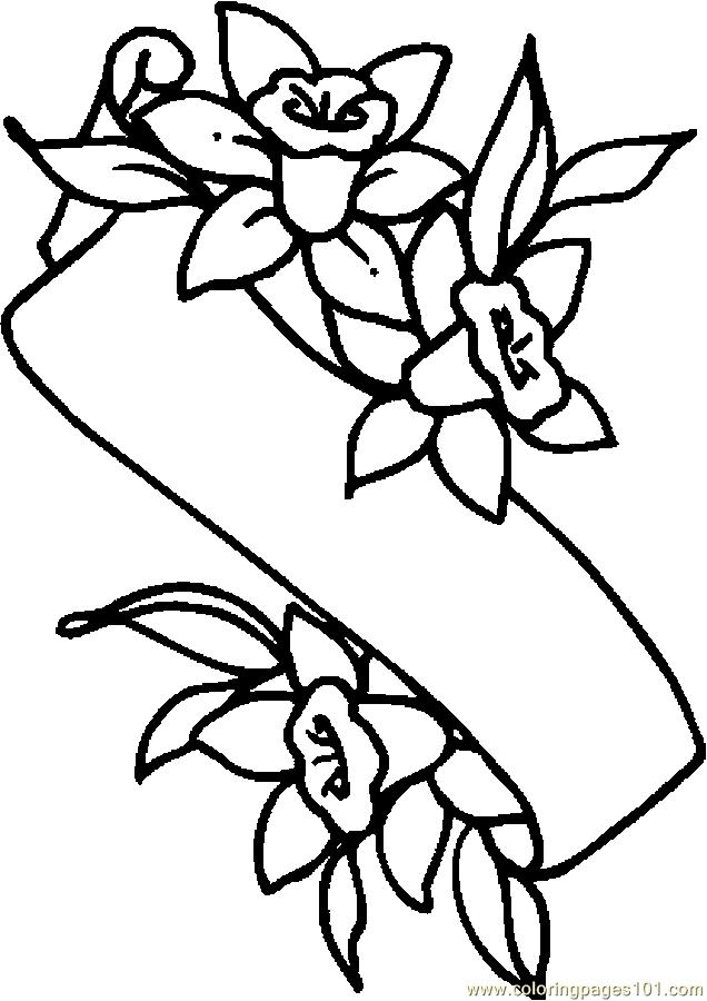 Easter Lilies Drawing - ClipArt Best
