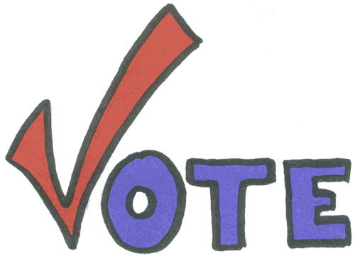 Vote Clip Art Free - Free Clipart Images