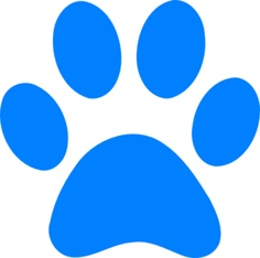 33 blues clues paw print printable . Free cliparts that you can ...