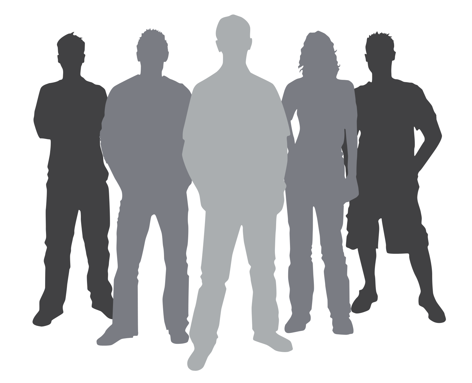 Business Silhouette - ClipArt Best