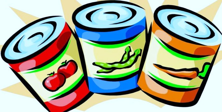 Animated Canned Food Clipart