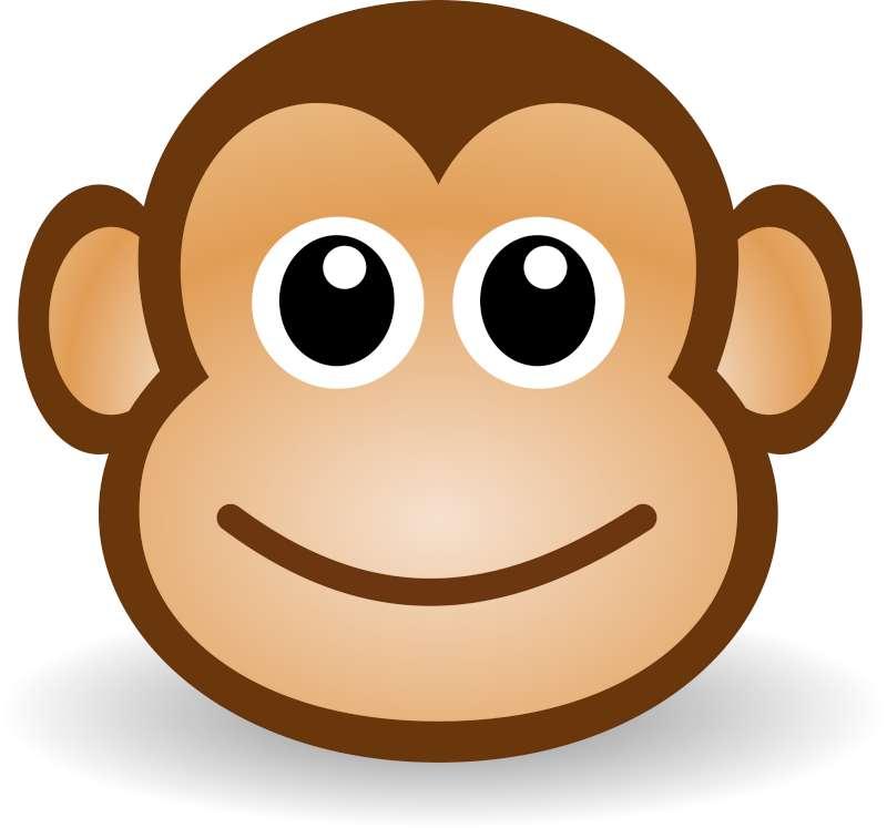 Kids Cartoon Pictures Monkey Cartoon Cute Kids