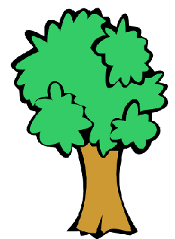 Clip Art Oak Tree - ClipArt Best