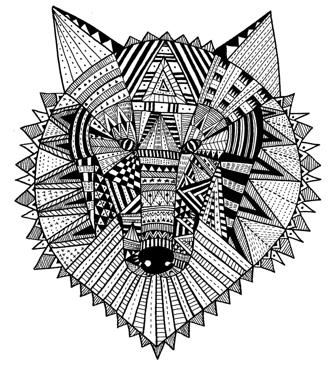 Optical Illusion Coloring Pages Free Printable ClipArt Best