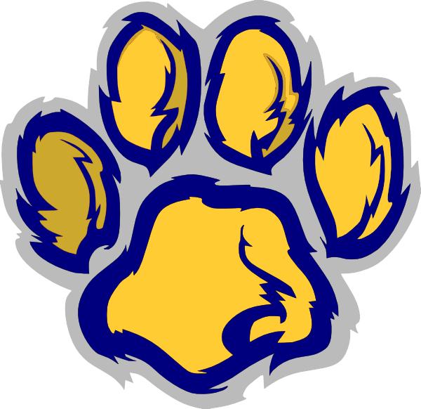 Wild Cat Paw - ClipArt Best