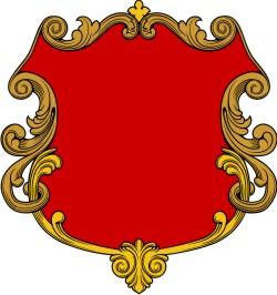Coat Of Arms Template Pdf Shield Clip Art for Fa...