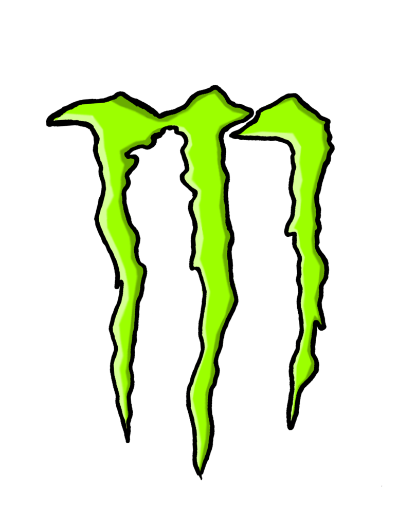Why do I see so many people with Monster Energy drink ...  Monster