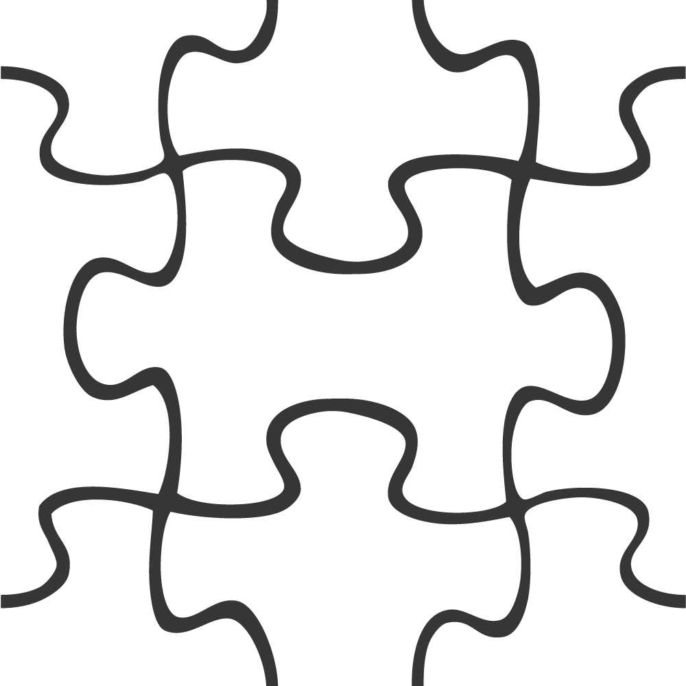 It is an image of Sweet Printable Jigsaw Puzzle Template