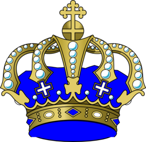 Crown clip art - vector clip art online, royalty free ... - ClipArt ...