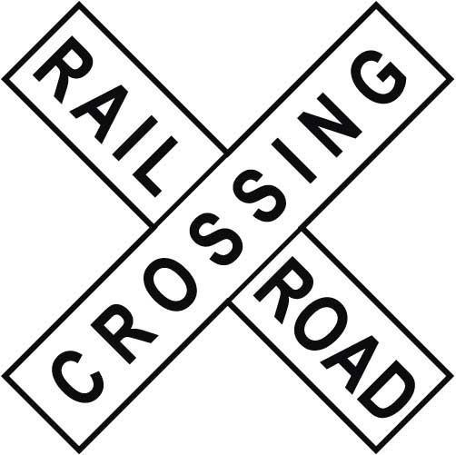 Railroad Sign Images - ClipArt - 34.7KB