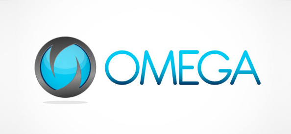 Game Logo Template With Vector Orb Graphics Free Logo Design | Top ...