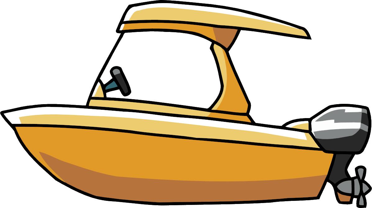 clipart power boat - photo #1