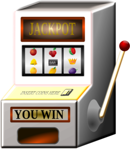 free slot machine vector