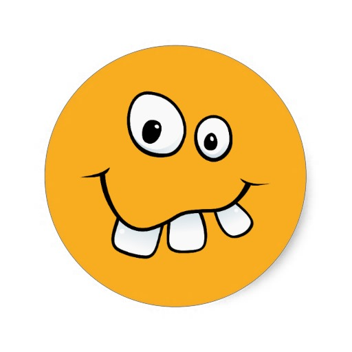 27 goofy smiley faces . Free cliparts that you can download to you ...