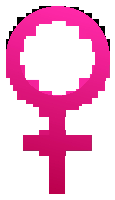 girl symbol clipart best
