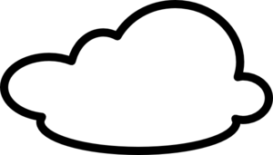 White Cloud Clipart No Background - Free Clipart ...