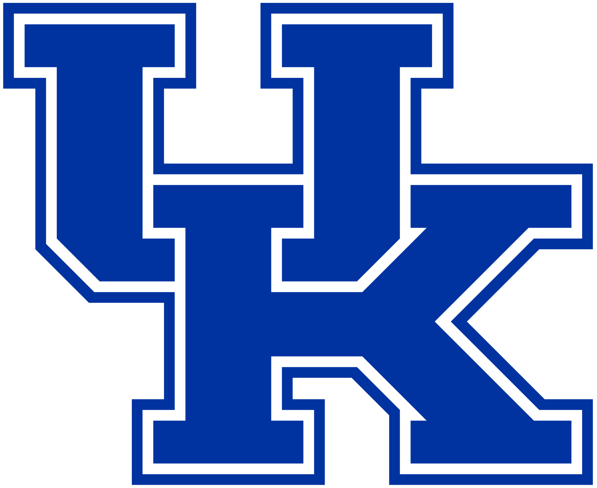 File:Kentucky Wildcats logo.svg