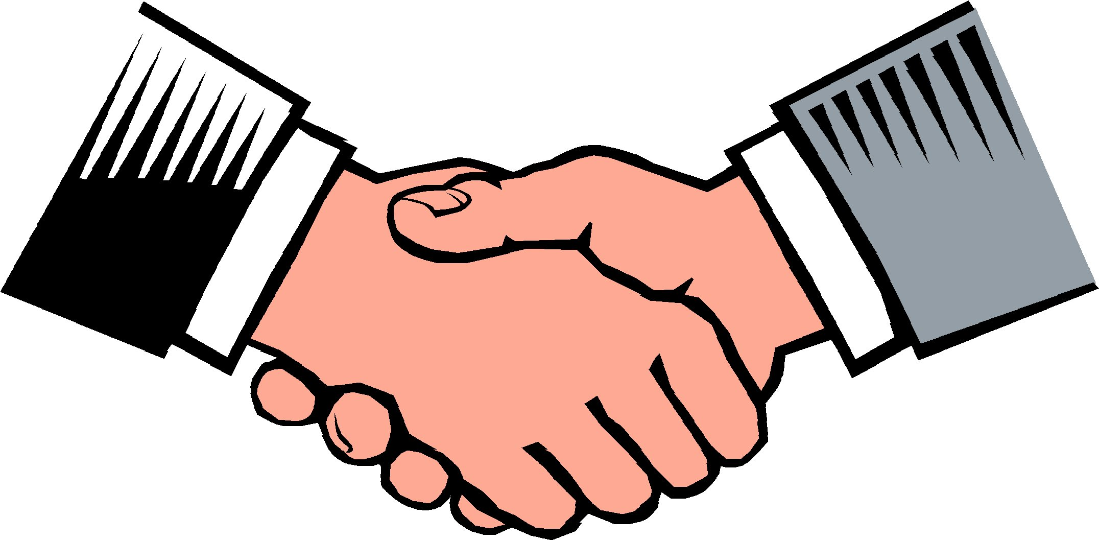 Shaking Hands Clip Art Free