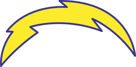 San Diego Chargers™ logo vector - Download in EPS vector format
