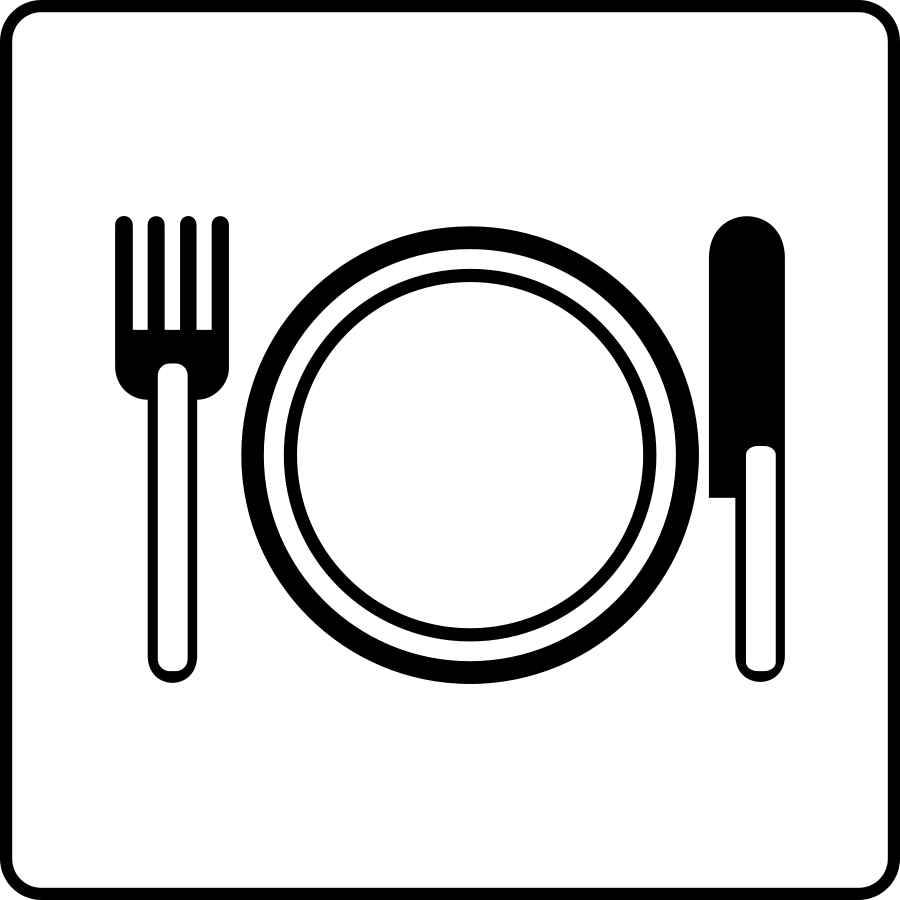 restaurant symbols clip art - photo #11