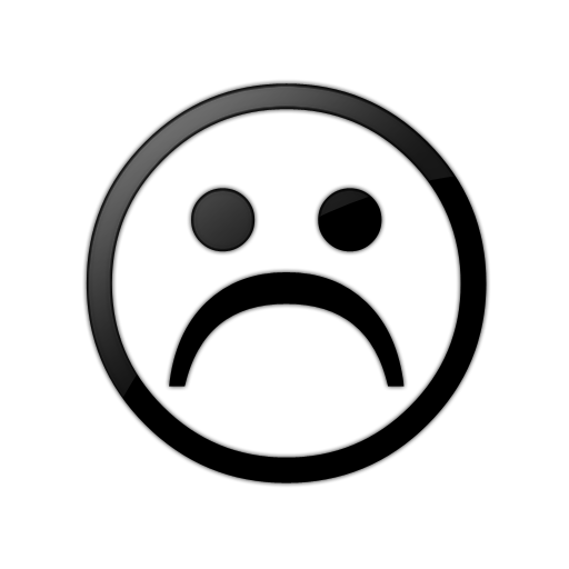 Upset Face Clipart Smiley Faces · Clipart Sad