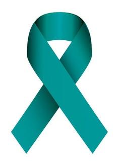 Cervical Cancer Ribbon Clip Art - ClipArt Best