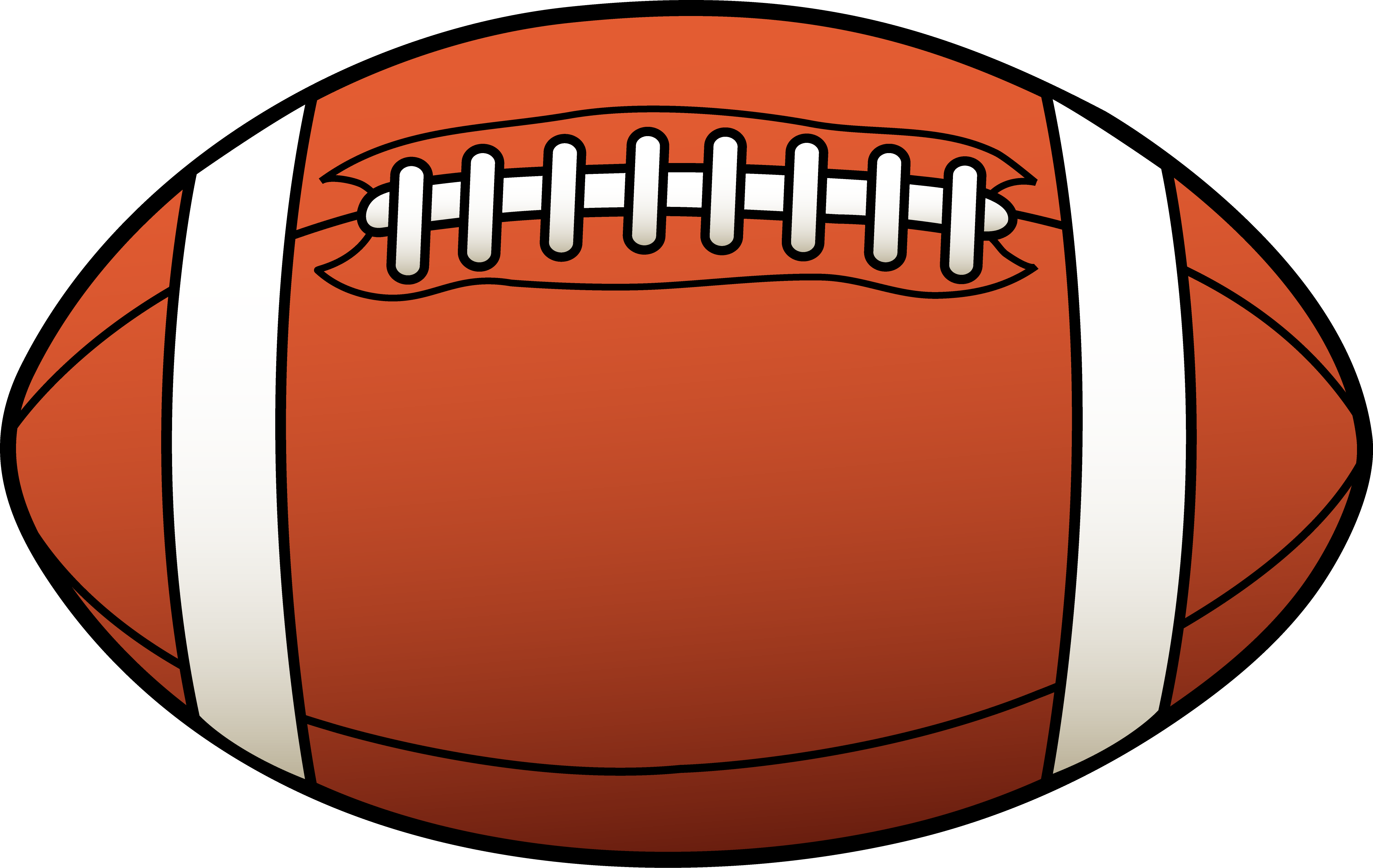 Free Football Graphics Clipart Best