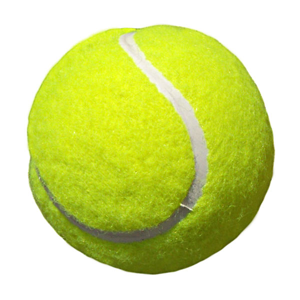 Picture Of A Tennis Ball - ClipArt Best
