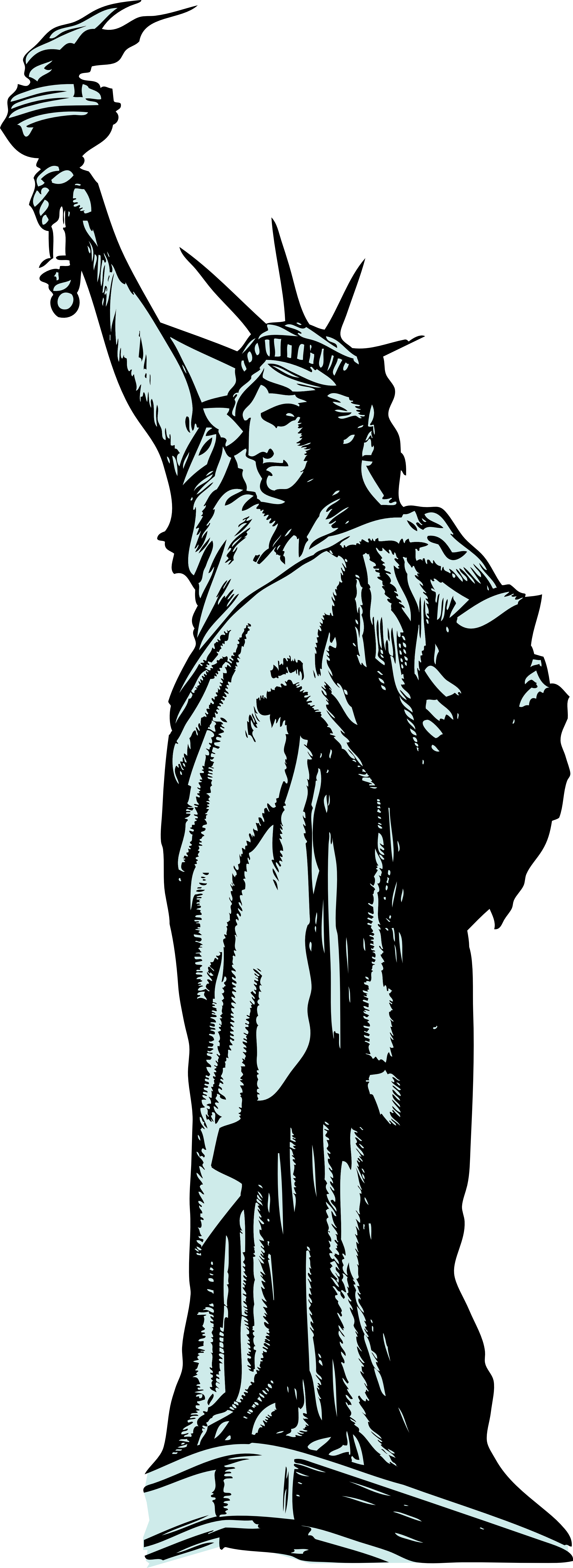Statue Of Liberty Clip Art - ClipArt Best