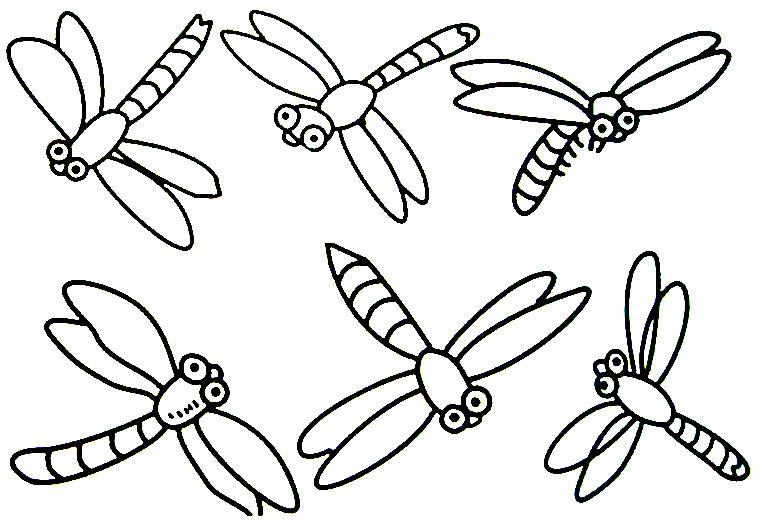 free coloring pages bugs - photo#36